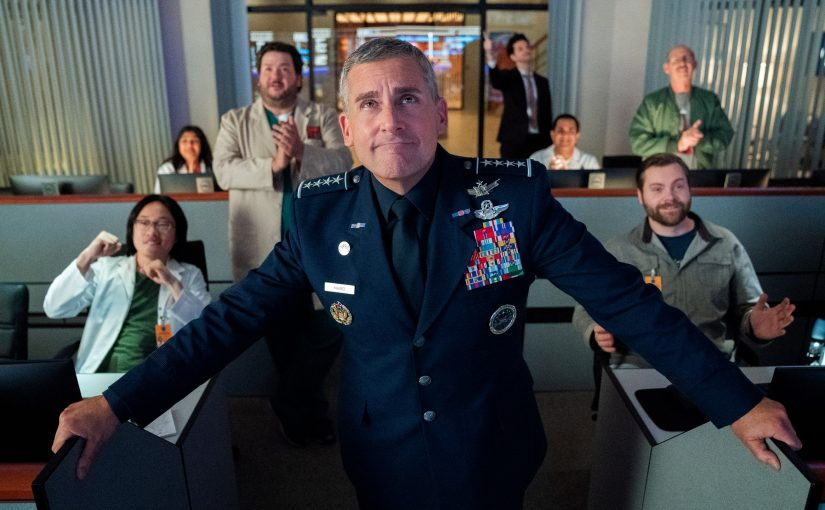 Miss «The Office»? Netflix's «Space Force» Is Blasting OffSoon