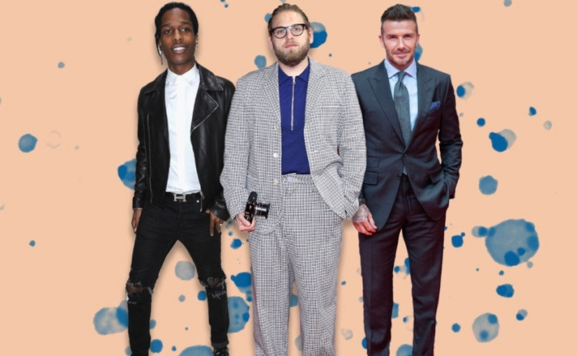 The Best Dressed Male Celebrities of the2010s