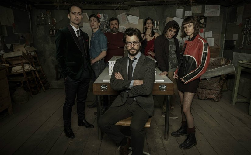 6 Of The Best Series Like 'Money Heist' onNetflix