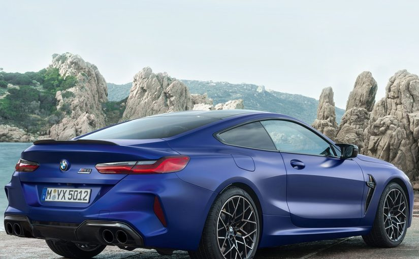 BMW's M8 Competition is their most powerful road carever